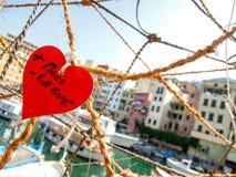 Amour en Italie Images stock