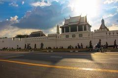 Amour en Thaïlande Photo libre de droits