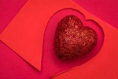Amour et amour Photographie stock libre de droits