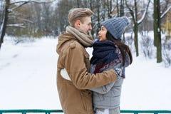 Amour et affection Photo stock