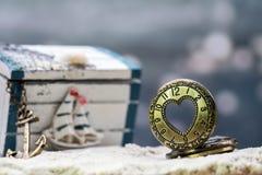 Amour et coeur Photographie stock libre de droits