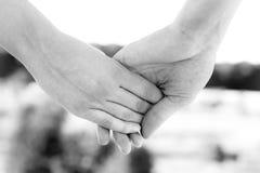 Amour et confiance Photographie stock libre de droits