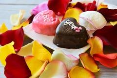 Amour et douceur Images stock