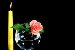 Amour et mémoire Photo stock