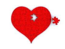 Amour et partie Photo stock