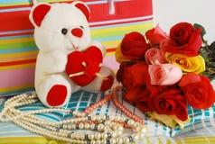 Amour et romance Photo libre de droits