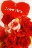 Amour et romance Photos libres de droits
