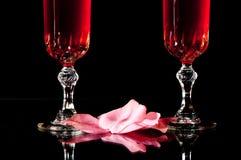 Amour et romance Images stock