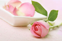 Amour et romance Photos stock