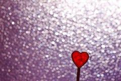 Amour, fée, bokeh fantastique Photographie stock libre de droits