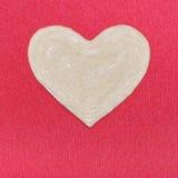 Amour fait main Photographie stock libre de droits