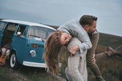 amour fol Image libre de droits