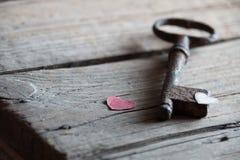 Amour, fond de valentine Images stock