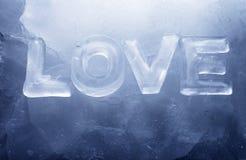 Amour frais Photographie stock