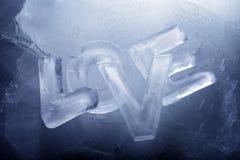 Amour frais Photo stock