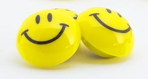 Amour jaune Photographie stock libre de droits