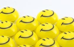 Amour jaune Photos libres de droits