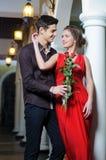 Amour. Jour de valentines Image stock