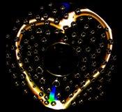 Amour léger Photographie stock libre de droits