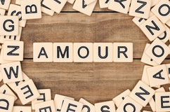 Amour Royalty Free Stock Photo