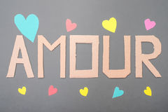 Amour Royalty Free Stock Photography