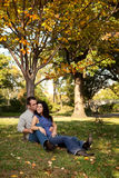 Amour marié Photographie stock