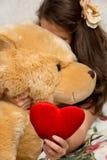 Amour non récompensé Images stock