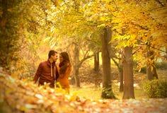 Amour passionné Photographie stock libre de droits