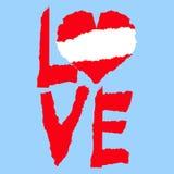 Amour Peru America Drapeau national de vintage en silhouette de style grunge de papier de texture déchiré par coeur Fond de Jour  Photo stock