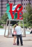 Amour Philadelphie Image stock