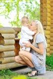 Amour pour des enfants Image stock