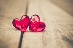 Amour pour le jour du ` s de Valentine Images libres de droits