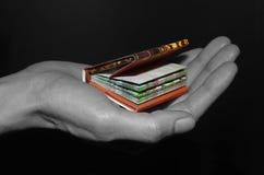Amour pour les livres 3 Photo stock