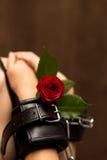 Amour romantique et douloureux Photographie stock
