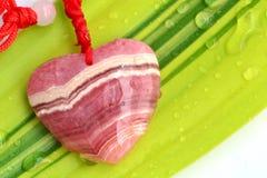 Amour rouge Images libres de droits