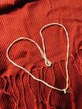 Amour rouge Photos libres de droits