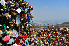 Amour sans fin Photographie stock libre de droits