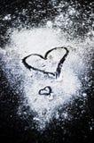Amour savoureux Photos libres de droits