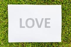 Amour simple Images libres de droits