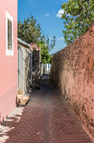 Amour street in la Chaume Stock Image