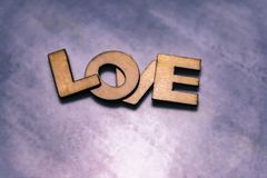 Amour toujours gentil Images libres de droits