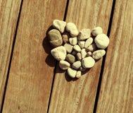 Amour, zen, équilibre, concept de la vie Photo libre de droits