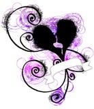 Amoureux Illustration Stock