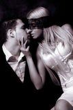 Amoureux Photographie stock libre de droits