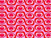 amoureux abstrait illustration de vecteur