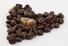 Amoureux de café   Photographie stock libre de droits