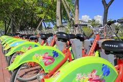 amoy城市公开自行车  免版税库存照片
