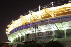 amoy城市夜视域体育场  库存照片