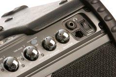 amp吉他 库存照片