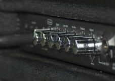 amp βαθιά κιθάρα στοκ φωτογραφίες